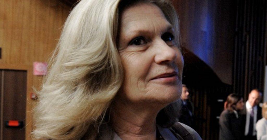Maria Serena Cappello, soția lui Mario Draghi